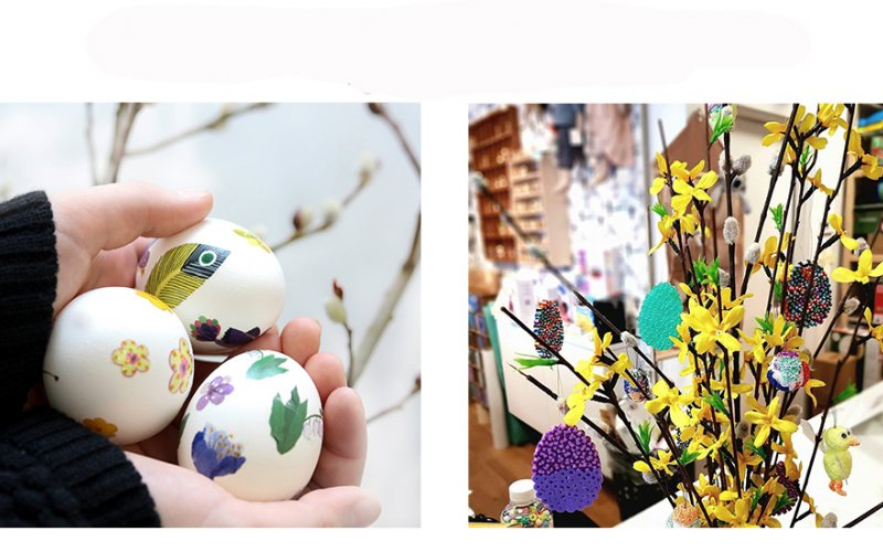 Hyggelige påske DIYs