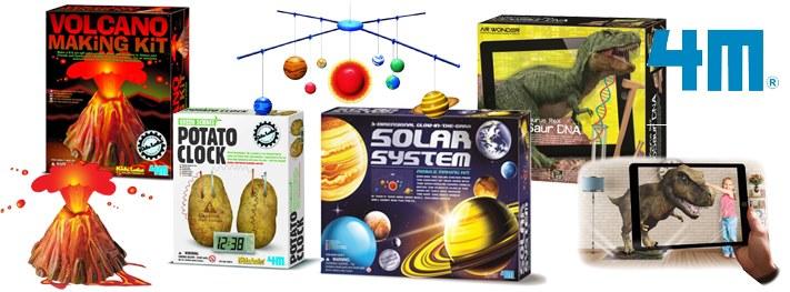 4M kidzlabs legetøj