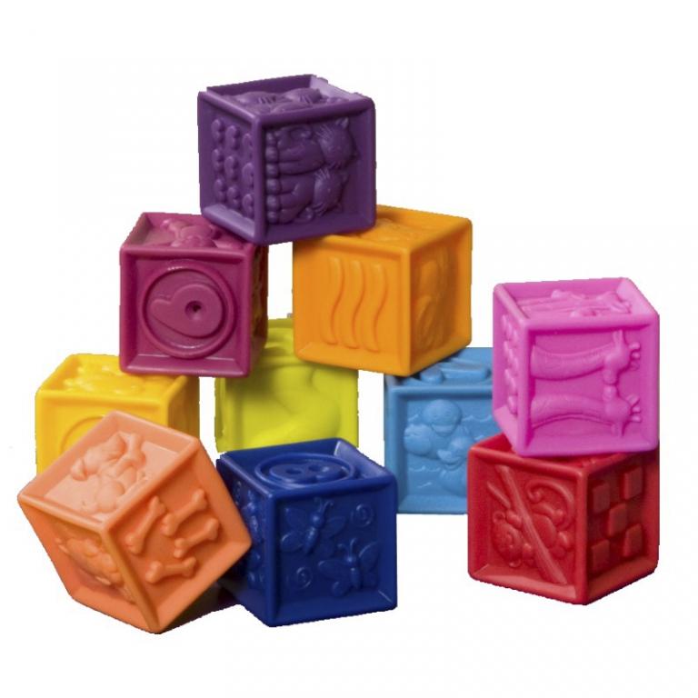 Image of B Toys bløde klodser