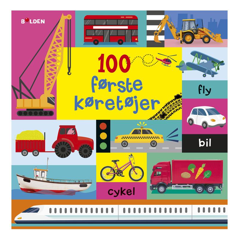 Image of 100 første køretøjer