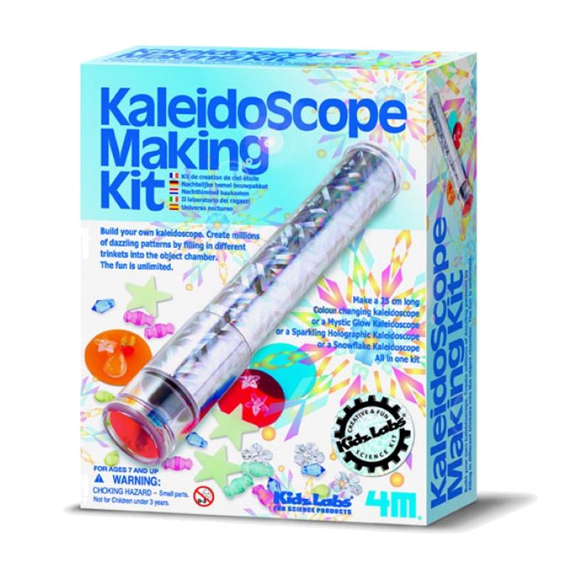 Image of   4M KidzLabs eksperiment legetøj, Kalejdoskop