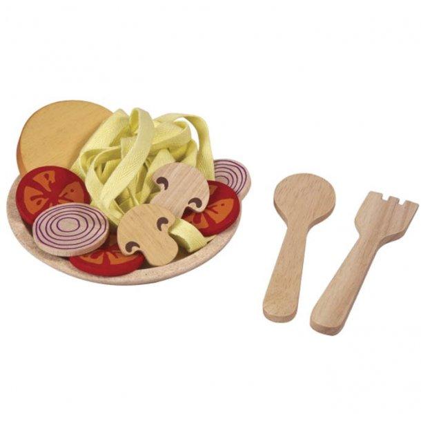PlanToys legemad, spaghetti