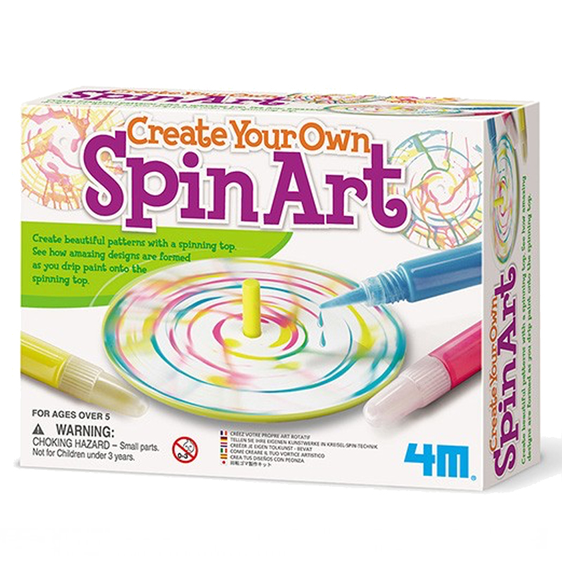 Image of   4M Creative Craft, snurretop