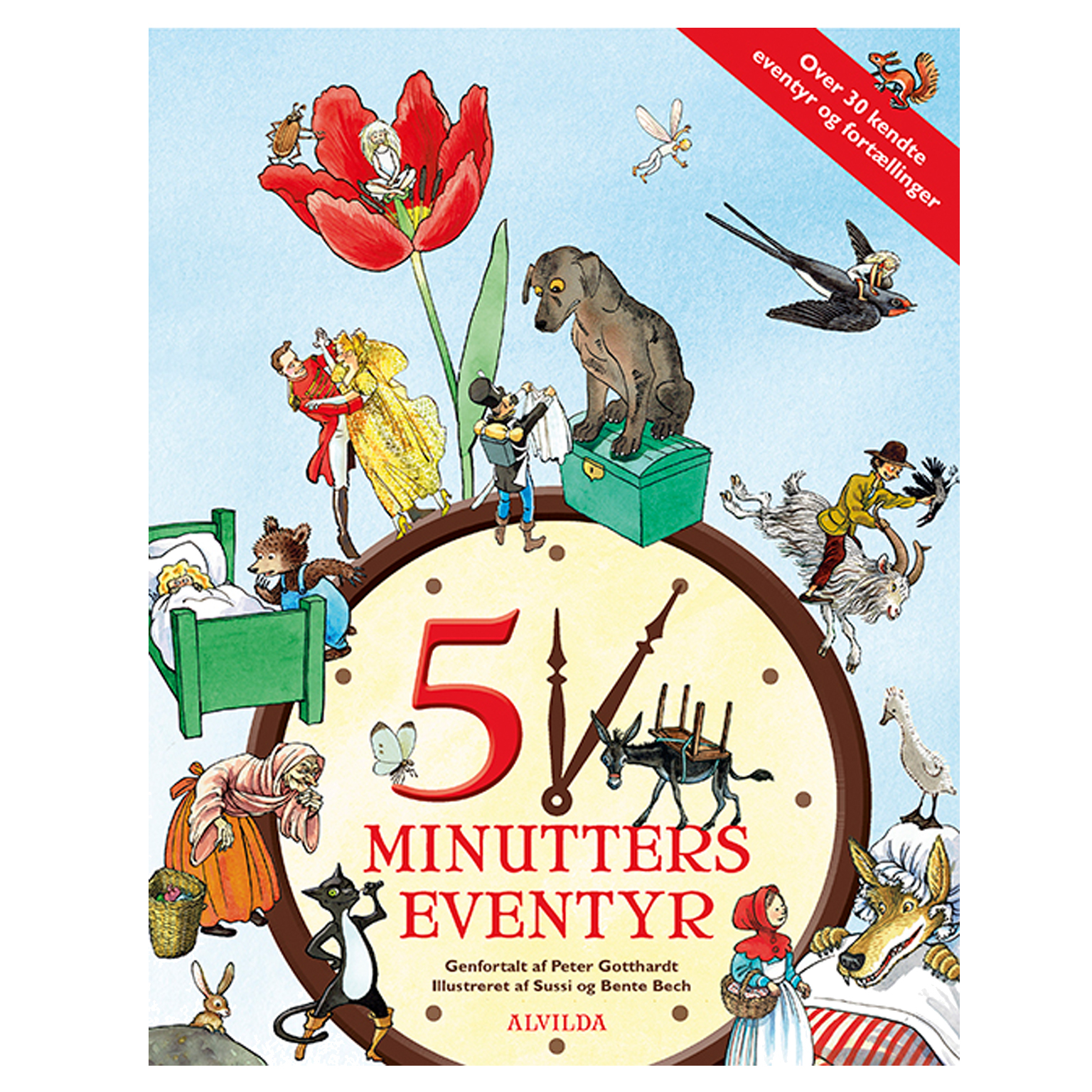 Image of   5 minutters eventyr