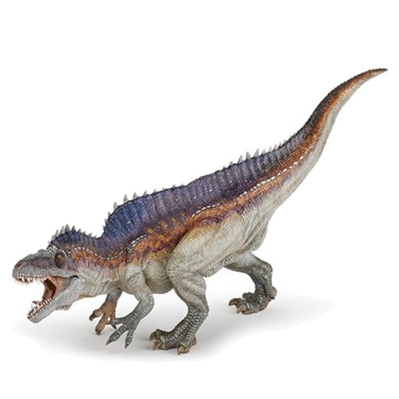 Image of   Acrocanthosaurus