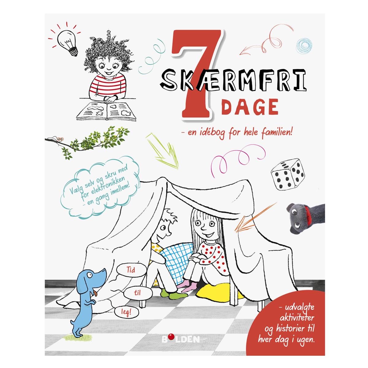 Image of   7 skærmfri dage - en idébog for hele familien