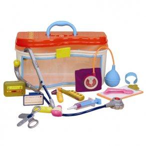 Tidssvarende Læge legetøj | Køb læge legetøj og sygeplejerske legetøj her BN-13