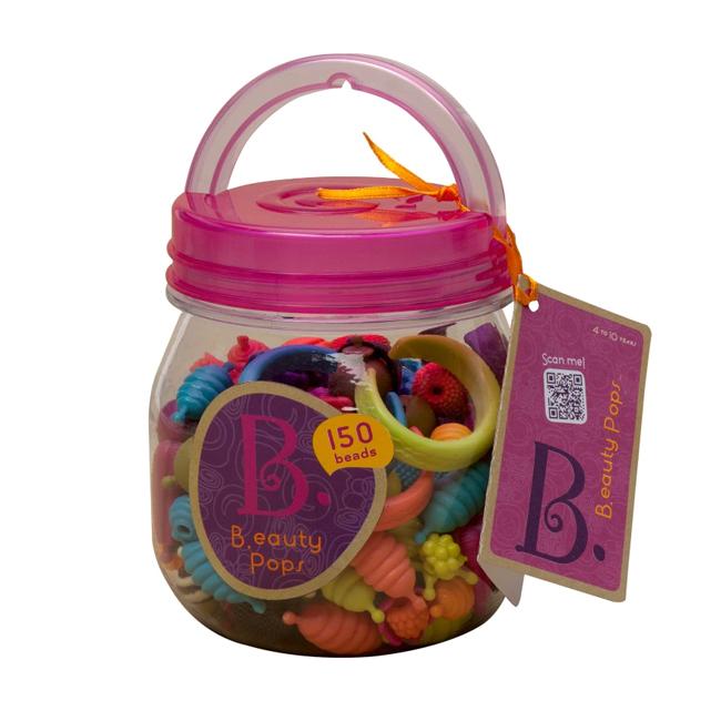 Image of B Toys B.eauty Pops perler, 150 stk