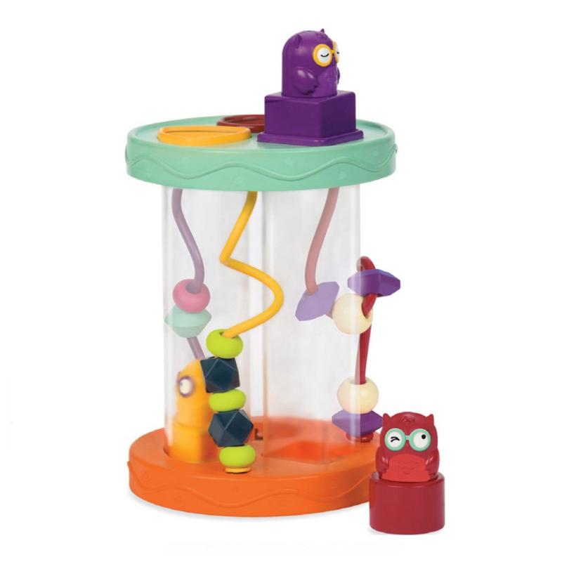 Image of B Toys Hooty-Hoo puttekasse