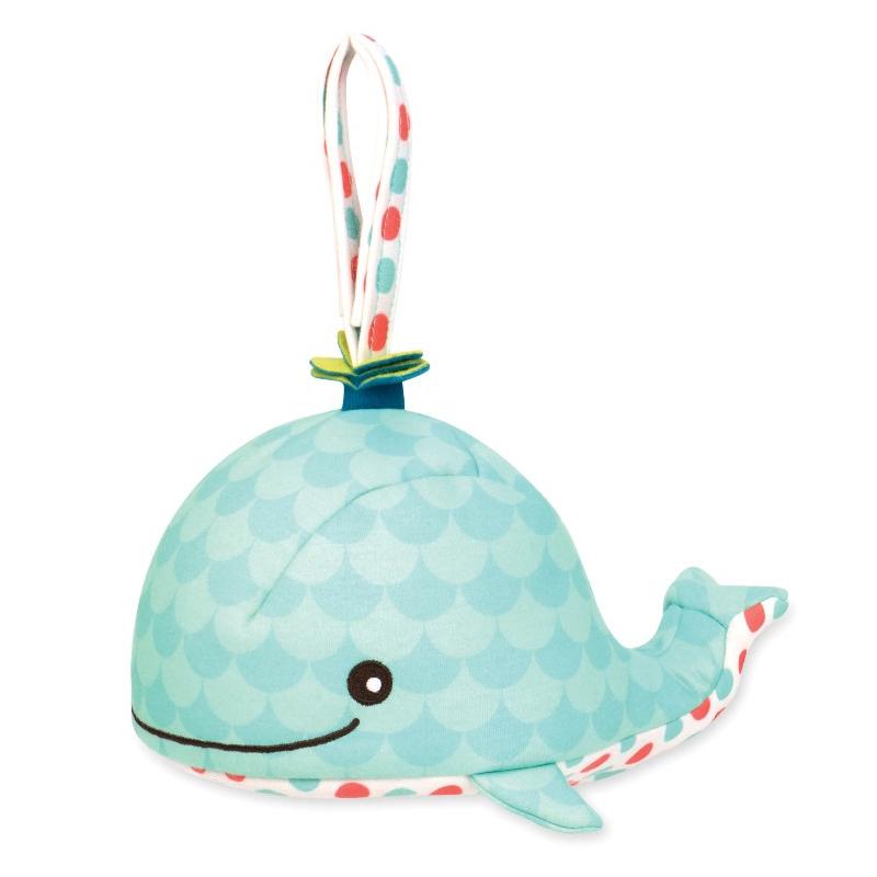 Image of B Toys hval med lys og lyd