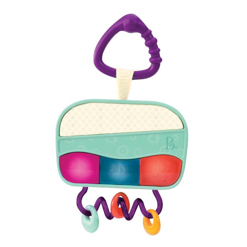 Image of B Toys baby radio, wee james