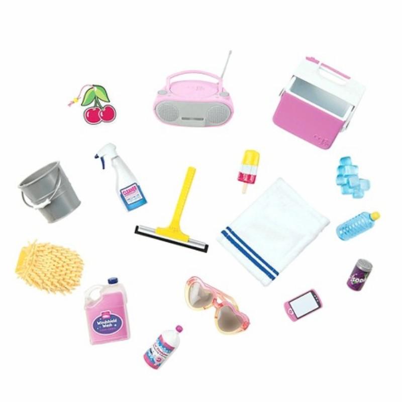 Image of   Our Generation dukketilbehør, bilvask