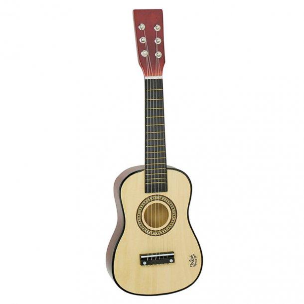 Vilac guitar, natur - Vilac - Børneneskartel.dk