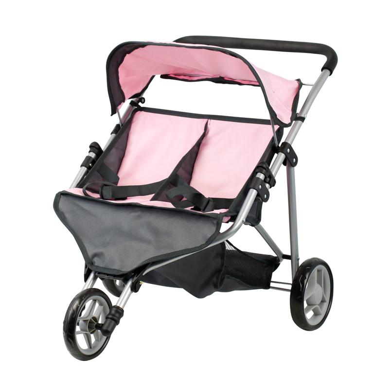 4b7247e9afe Mini Mommy dukke tvillinge klapvogn - Mini Mommy - Børneneskartel.dk
