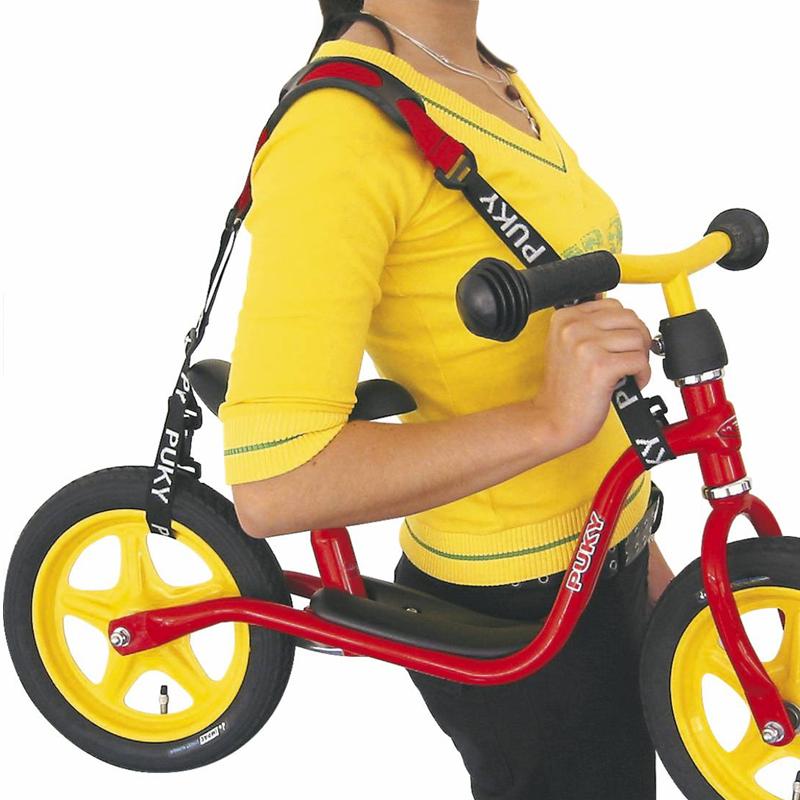 Image of   Puky bæresele til løbecykel