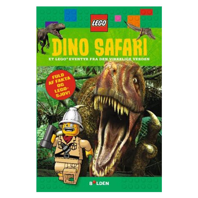 Image of   LEGO fakta, Dino safari
