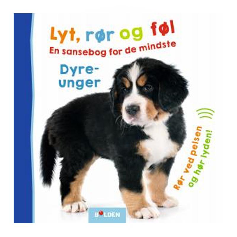 Image of   Lyt, rør og føl, dyreunger