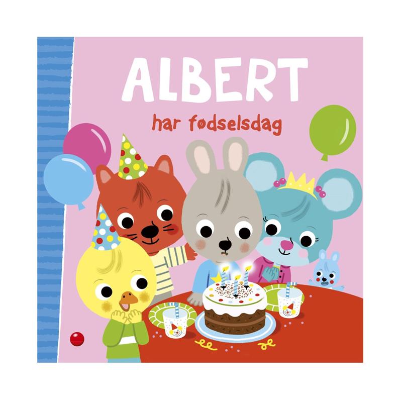 Image of   Albert holder fødselsdag