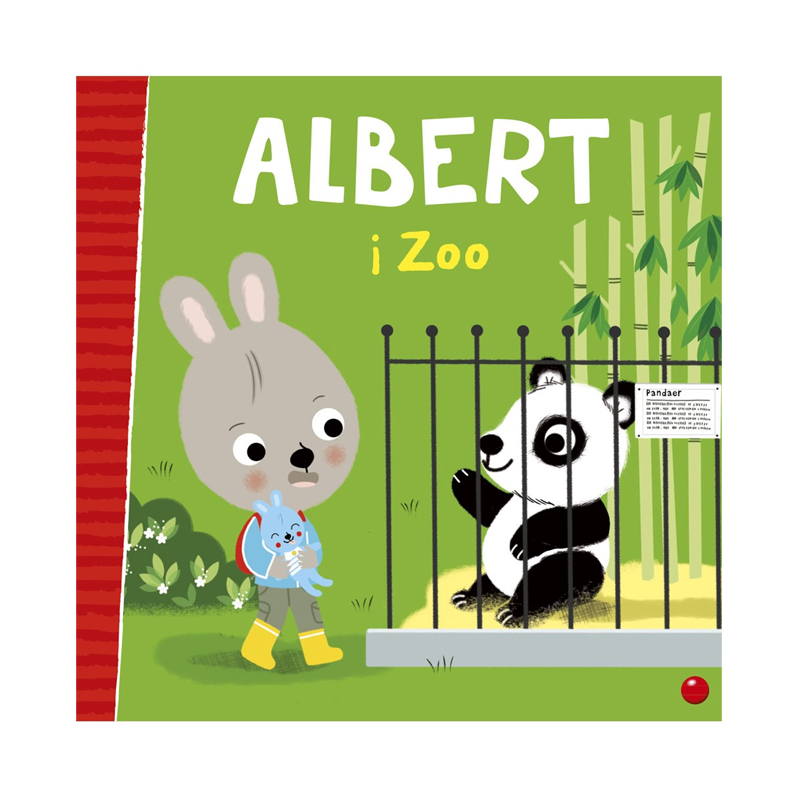 Image of   Albert i Zoo