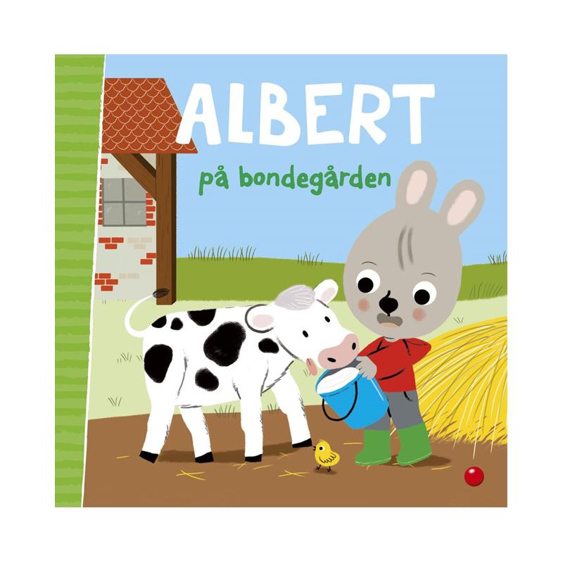 Image of   Albert på bondegården