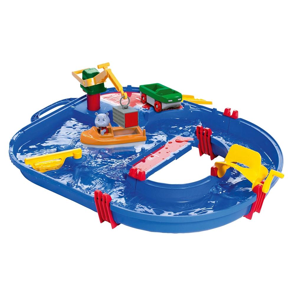 Image of Aquaplay vandbane, startsæt