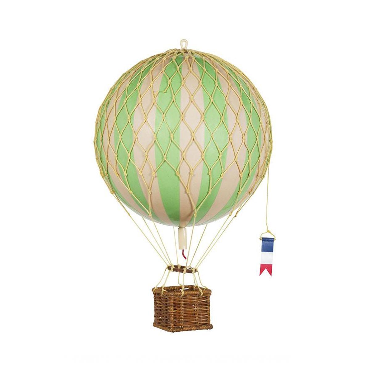 Image of Authentic Models luftballon 18 cm - grøn