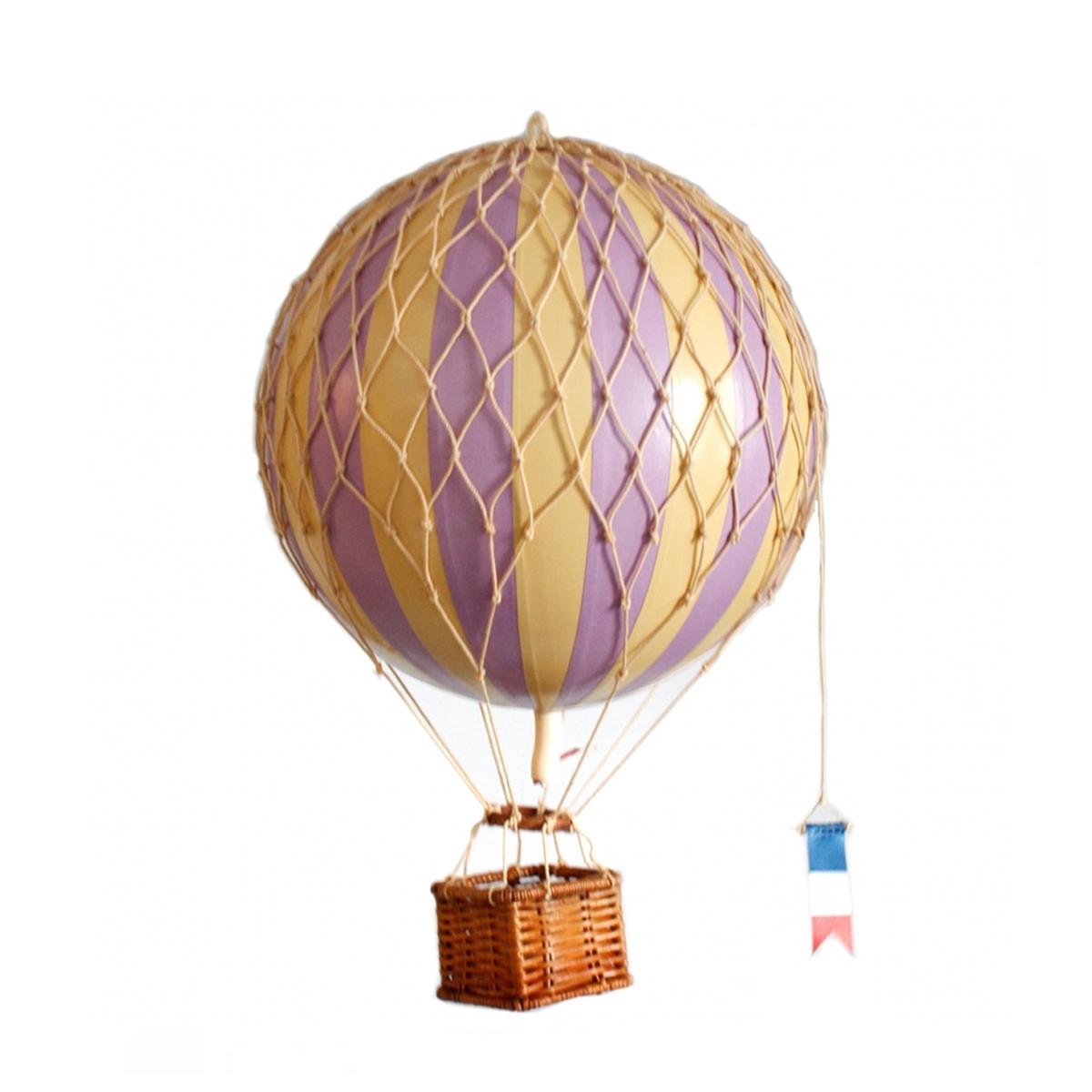 Image of Authentic Models luftballon 18 cm - lavender