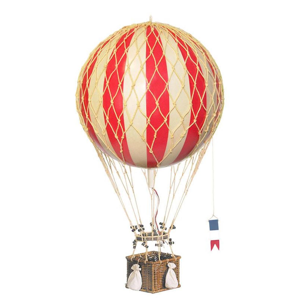 Image of Authentic Models luftballon 18 cm - rød