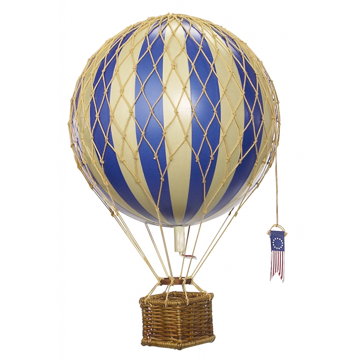 Image of Authentic Models luftballon 32 cm - blå