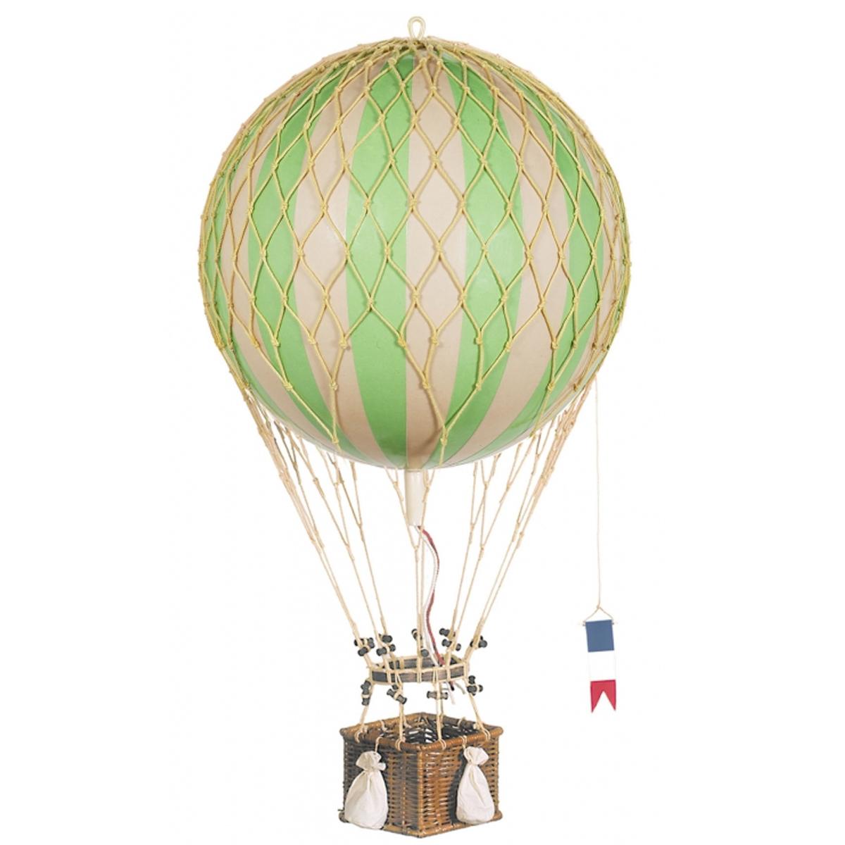 Image of Authentic Models luftballon 32 cm - grøn