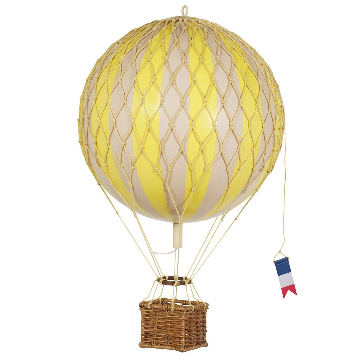 Image of Authentic Models luftballon 32 cm - gul