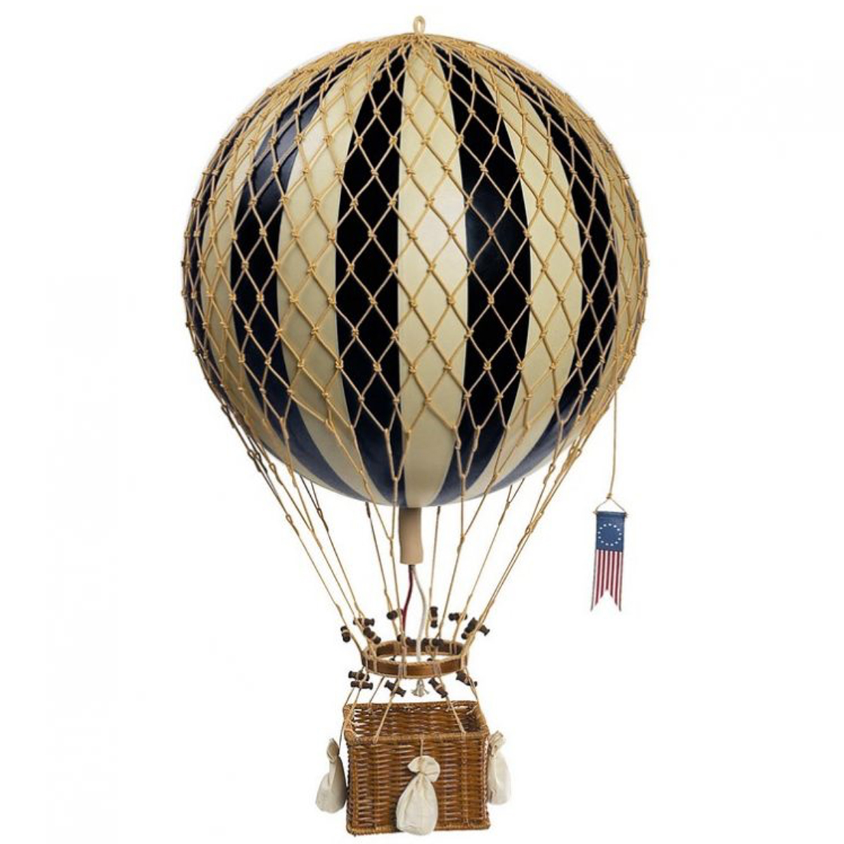 Image of Authentic Models luftballon 32 cm - sort