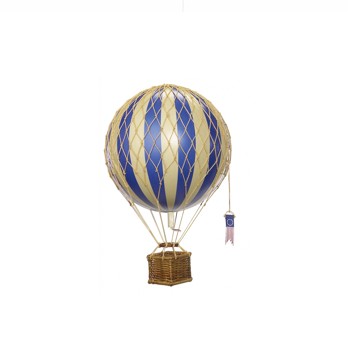 Image of Authentic Models luftballon 8,5 cm - blå