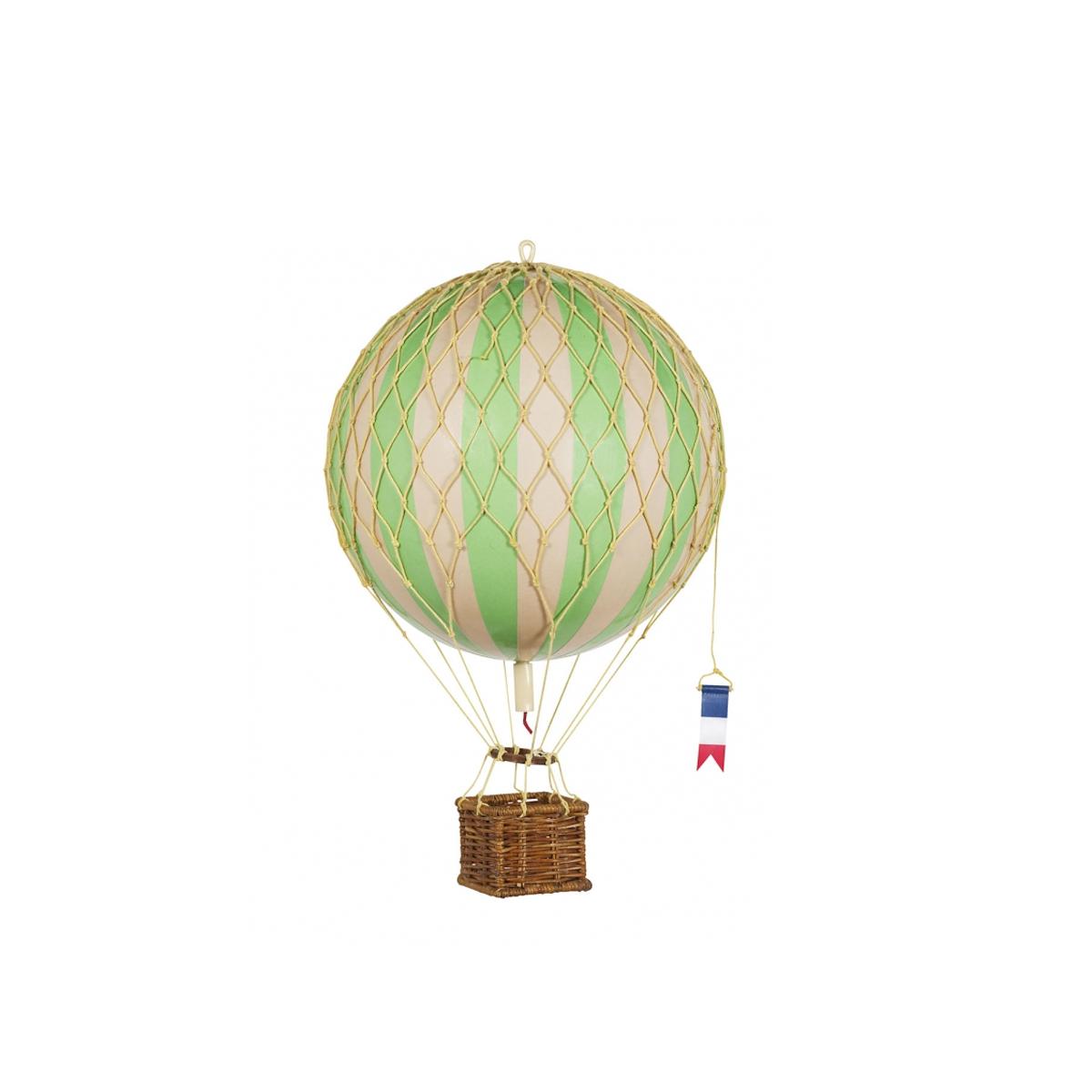 Image of Authentic Models luftballon 8,5 cm - grøn