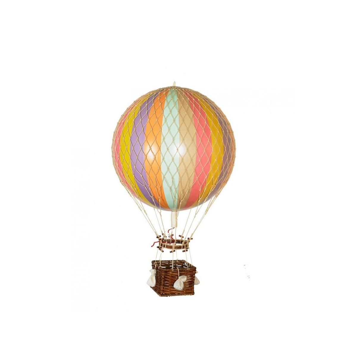 Image of Authentic Models luftballon 8,5 cm - pastel regnbue