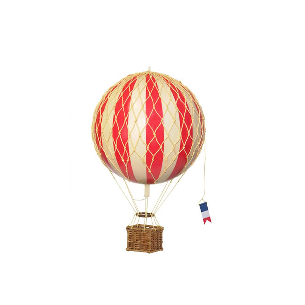 Image of Authentic Models luftballon 8,5 cm - rød