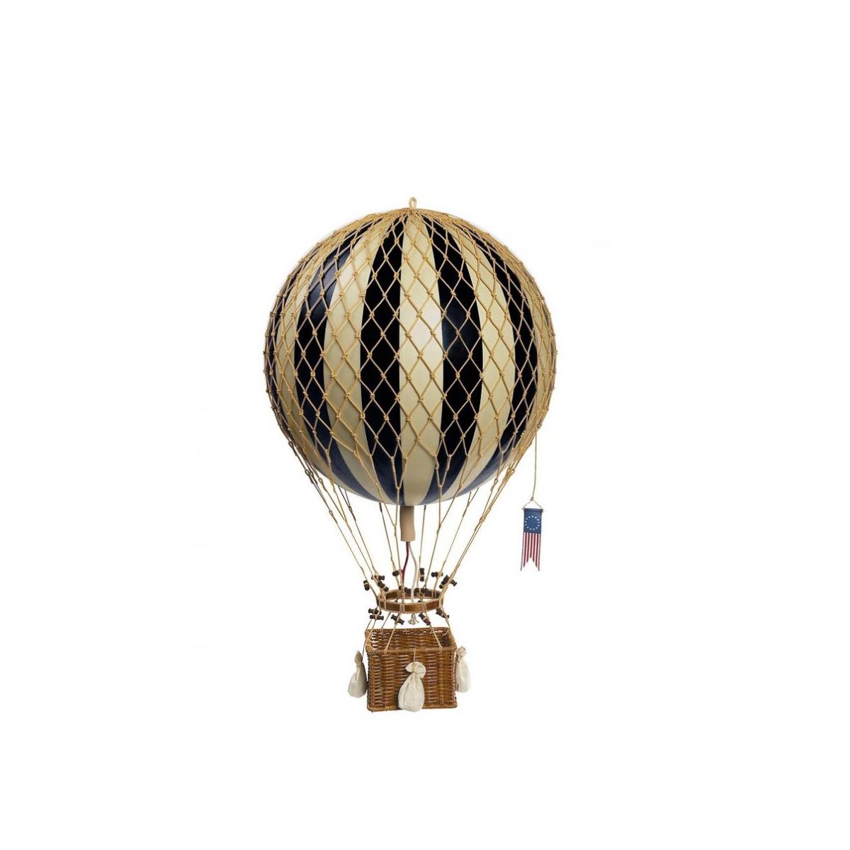 Image of Authentic Models luftballon 8,5 cm - sort