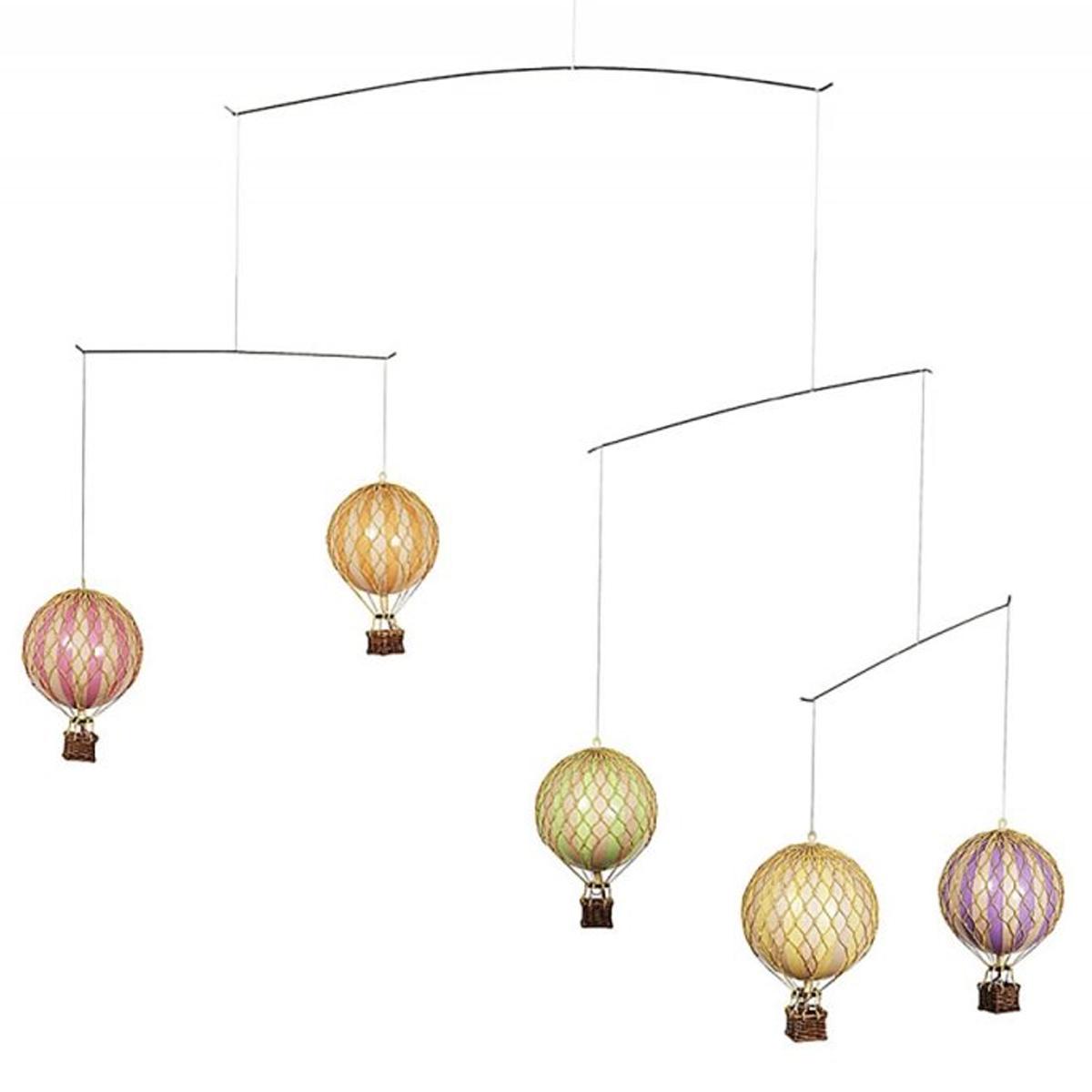 Image of Authentic Models, uro med luftballoner - pastel