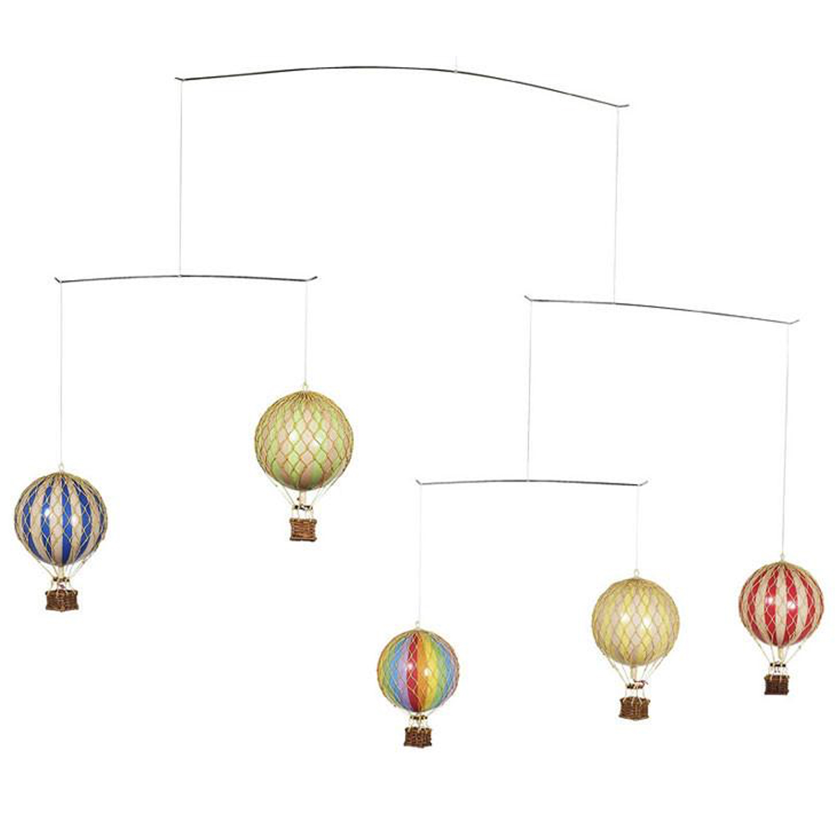 Image of Authentic Models, uro med luftballoner - prima