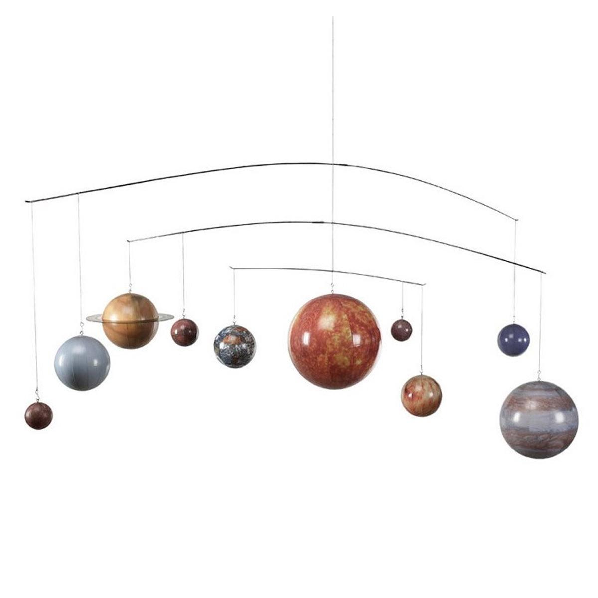 Image of Authentic Models, uro med solsystemet