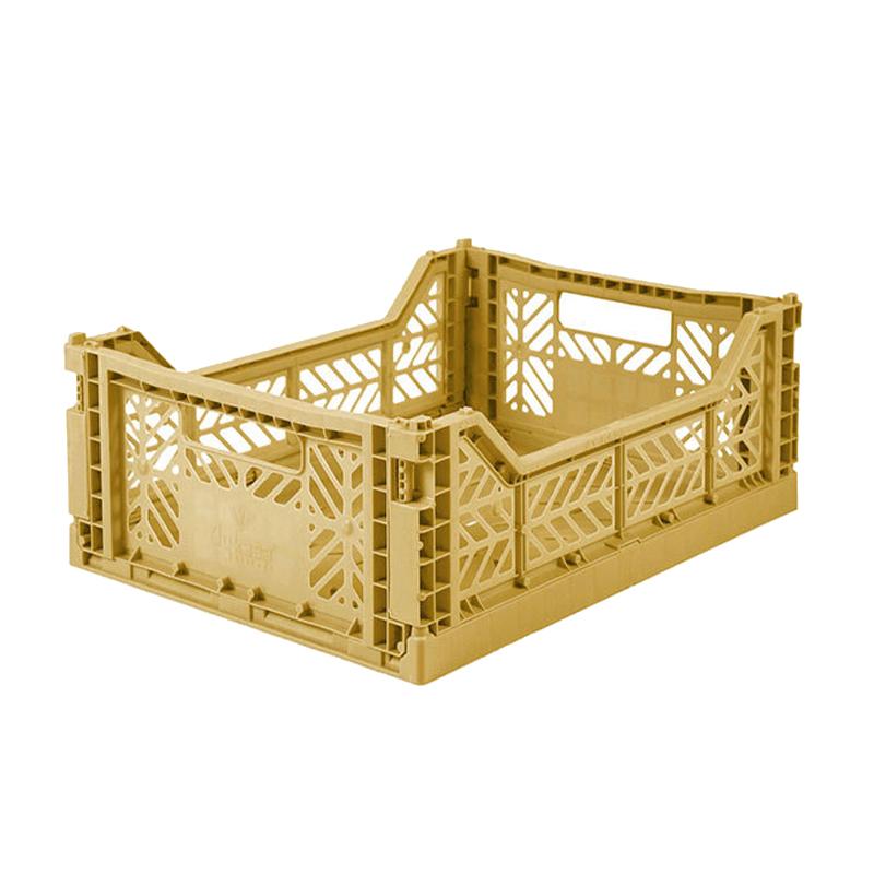 Aykasa foldekasse, midi – gold