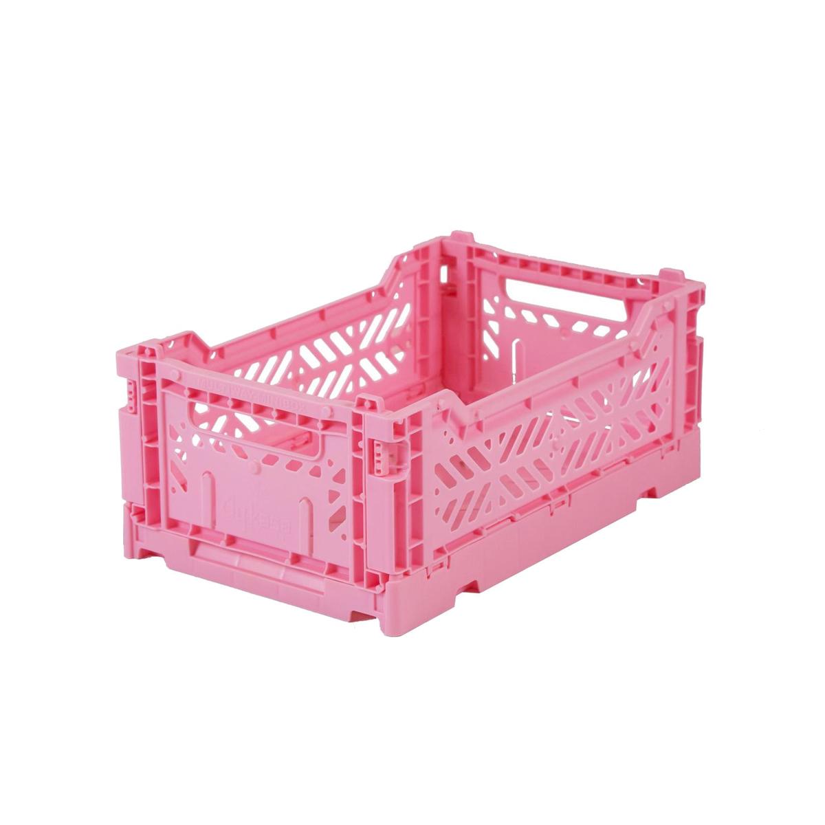 Aykasa foldekasse, mini – baby pink