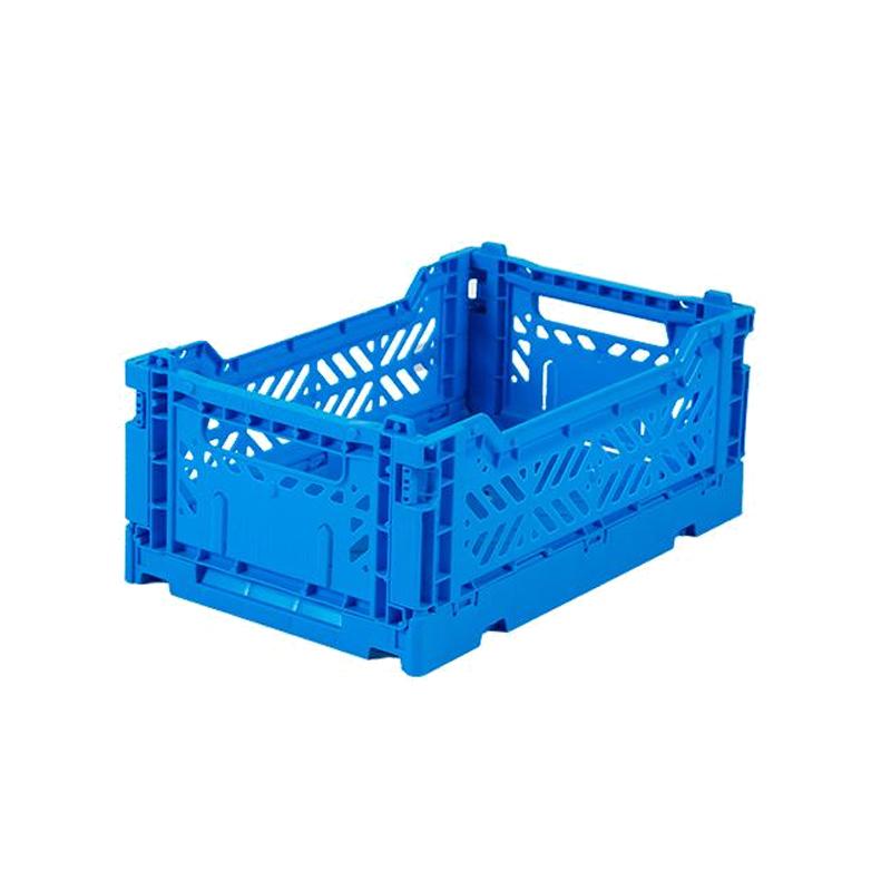 Aykasa foldekasse, mini – electric blue