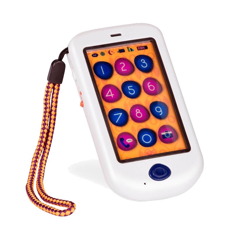 Image of B Toys HiPhone, metallic elfenben