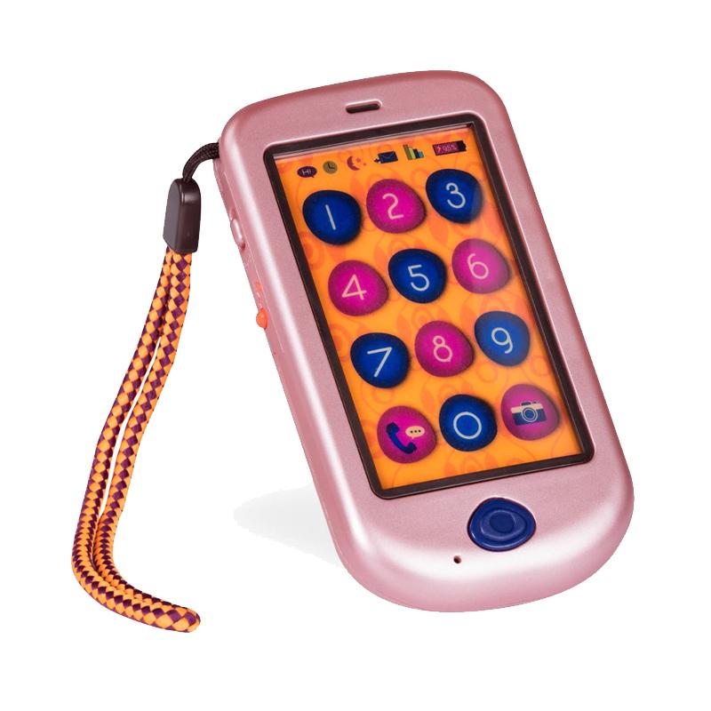 Image of B Toys HiPhone, metallic rosegold