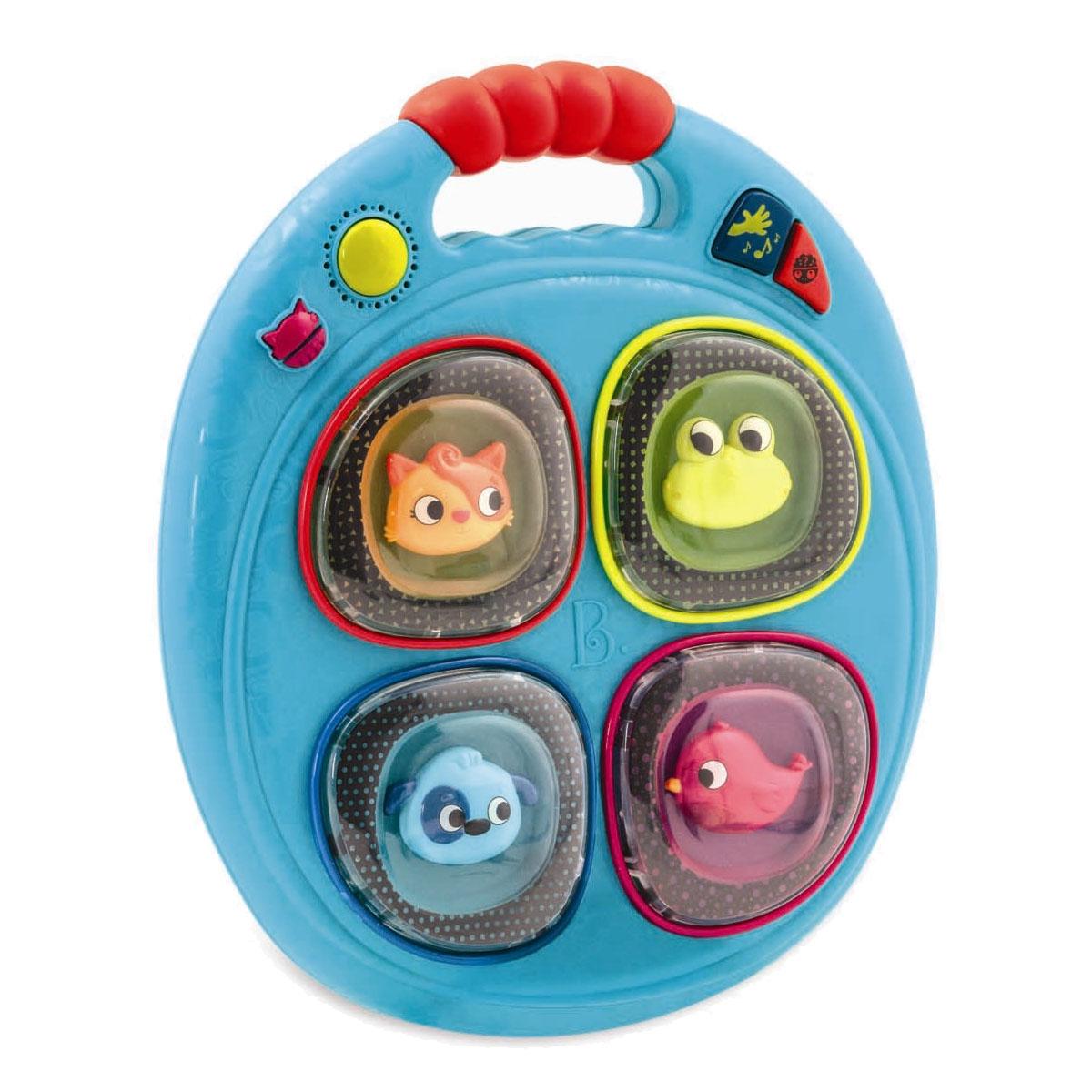 Image of B Toys aktivitetslegetøj, Fang en lyd