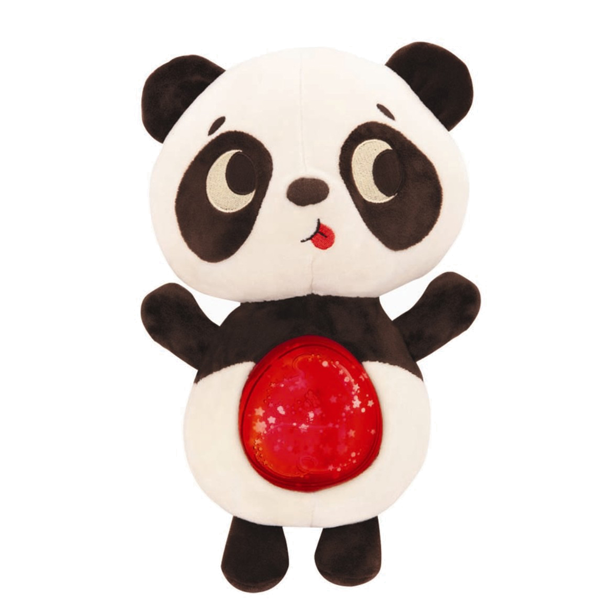 Image of B Toys bamse med musik og lys, Twinkle Tummies - Panda