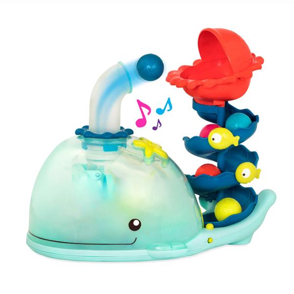 Image of B Toys hvalpopper