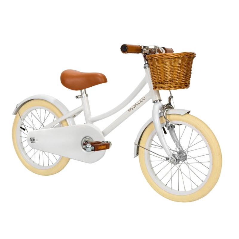 Image of   Banwood Classic cykel, mini me - hvid