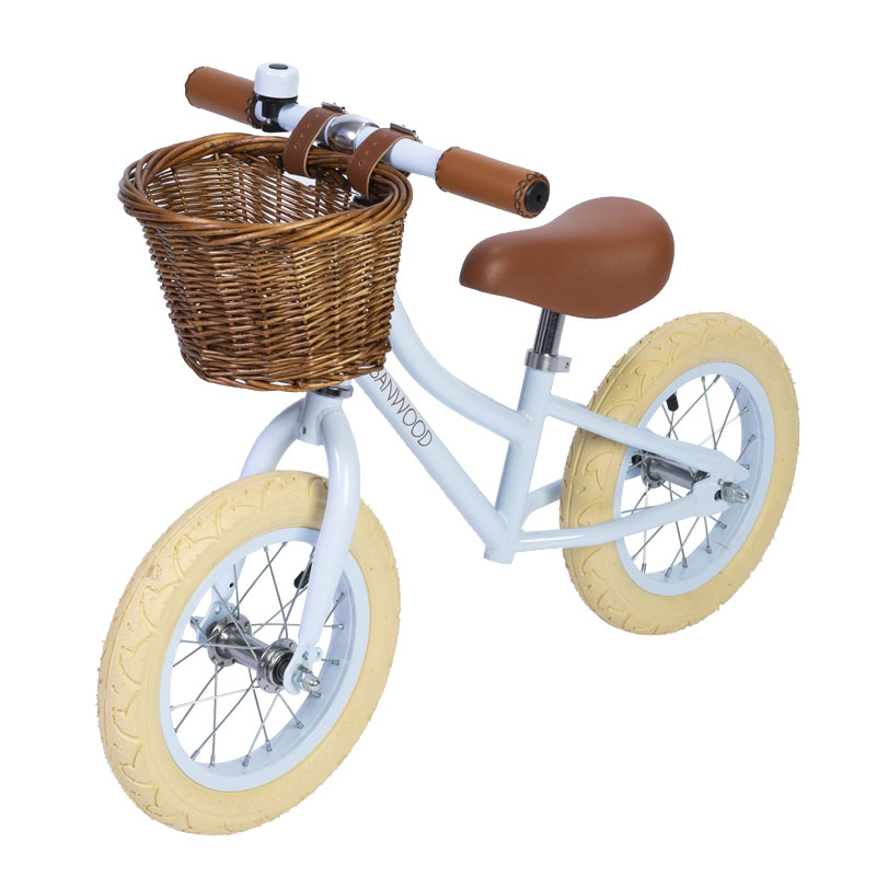 Image of   Banwood løbecykel, First Go - sky